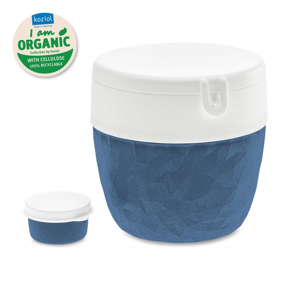 BENTOBOX L Bentobox organic deep blue