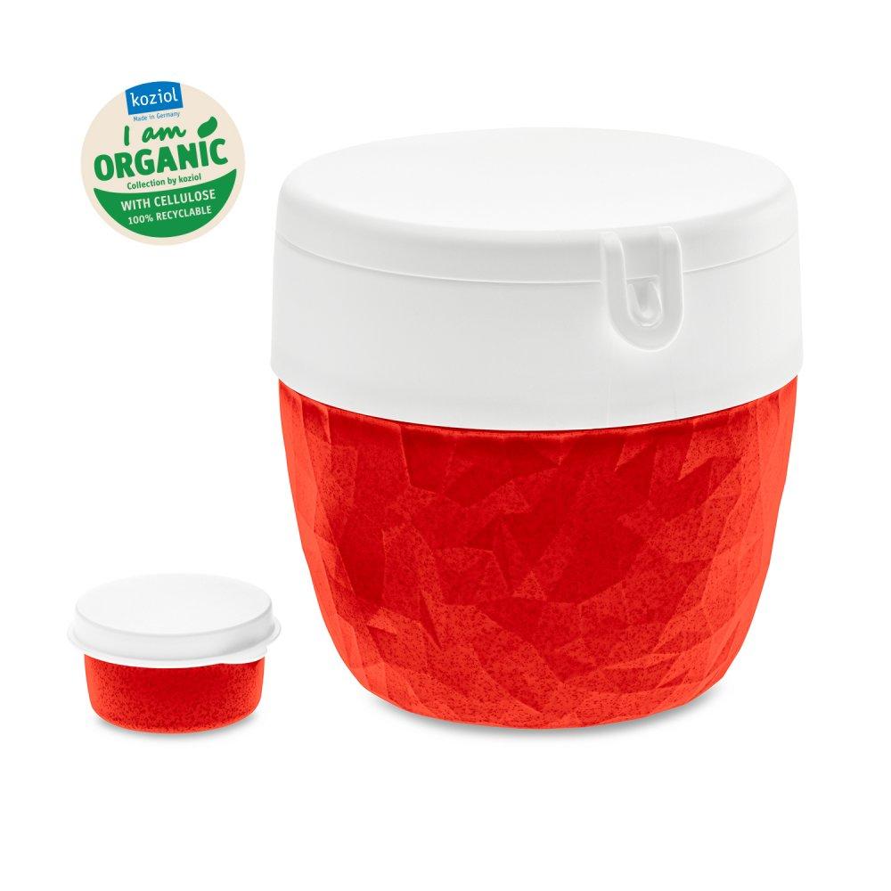 BENTOBOX L ORGANIC Bentobox organic red
