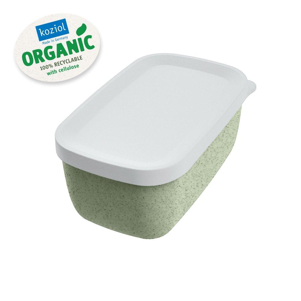CANDY S ORGANIC Liquid safe box organic green