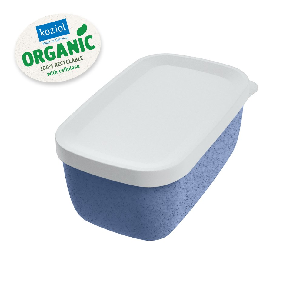 CANDY S ORGANIC Liquid safe box organic blue