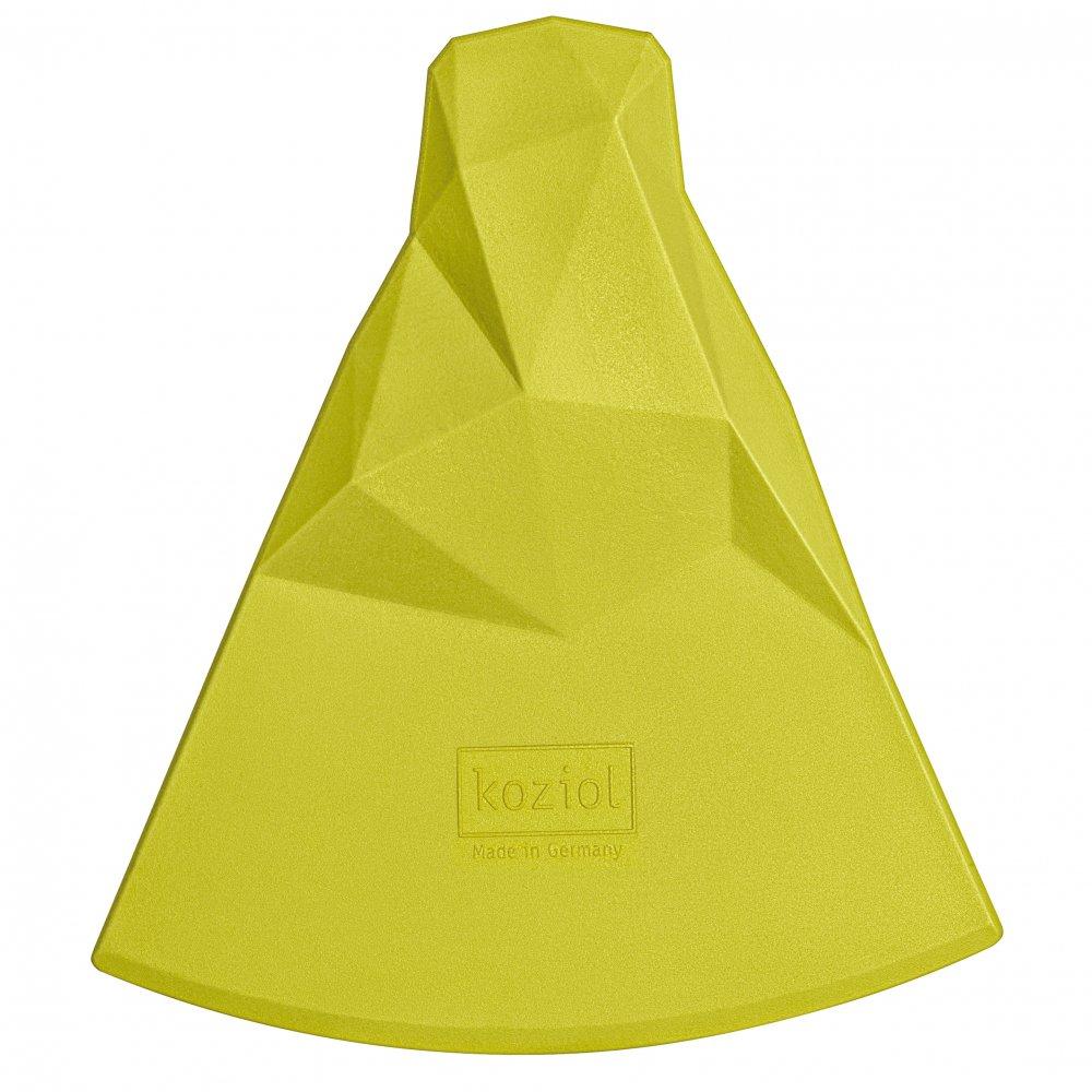 KANT Pizza Cutter mustard green