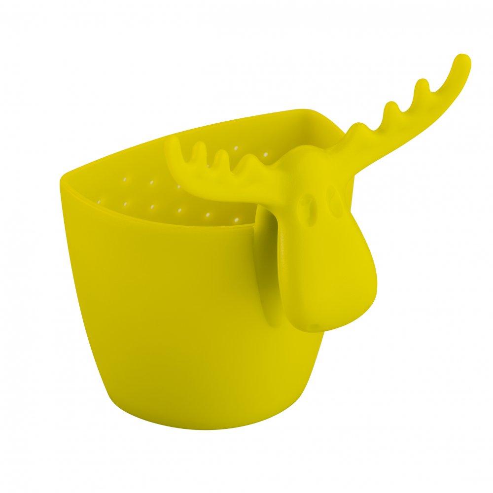 RUDOLF Tea Strainer mustard green