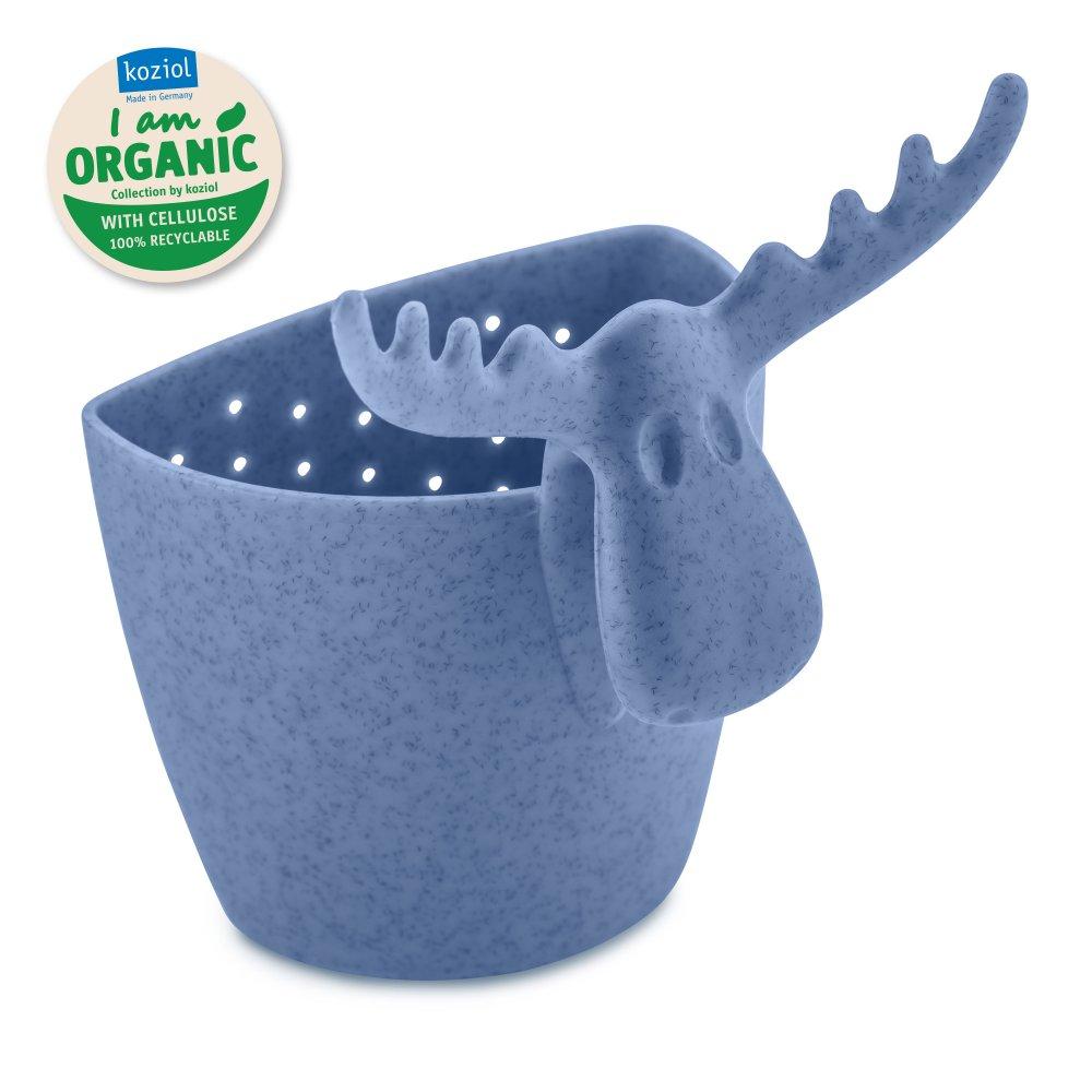 RUDOLF ORGANIC Teesieb organic blue