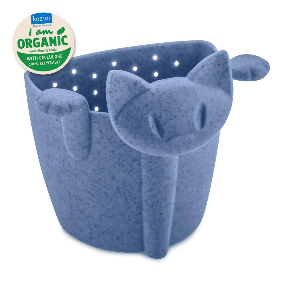 MIAOU ORGANIC Teesieb organic blue