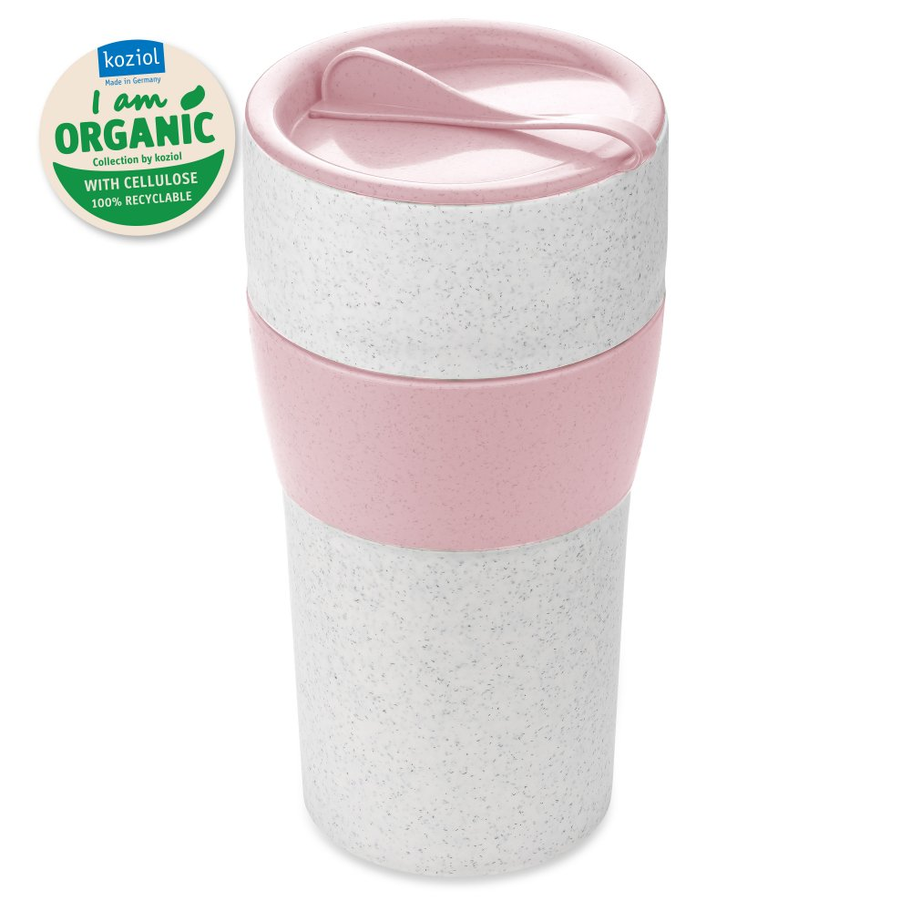 AROMA TO GO XL Insulated Cup with lid 700ml organic pink