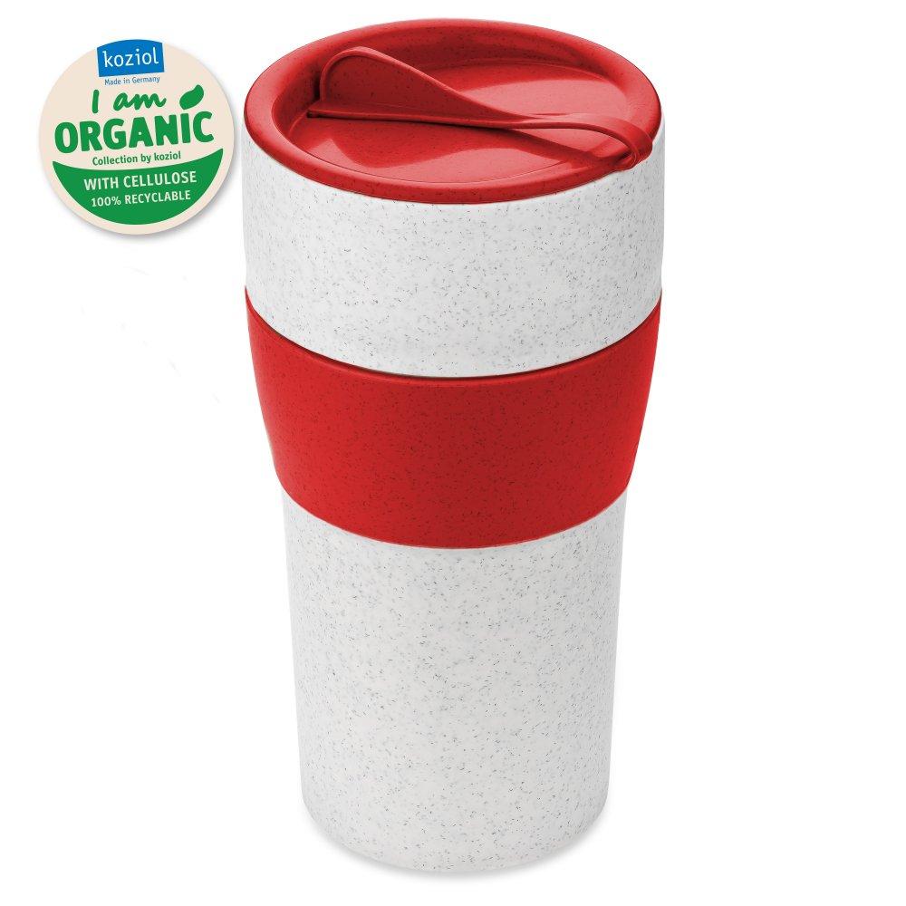 AROMA TO GO XL Thermobecher mit Deckel 700ml organic red