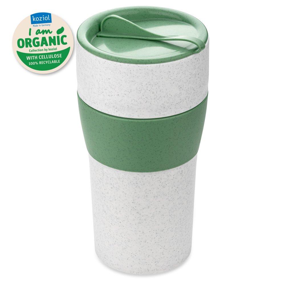 AROMA TO GO XL Thermobecher mit Deckel 700ml organic green
