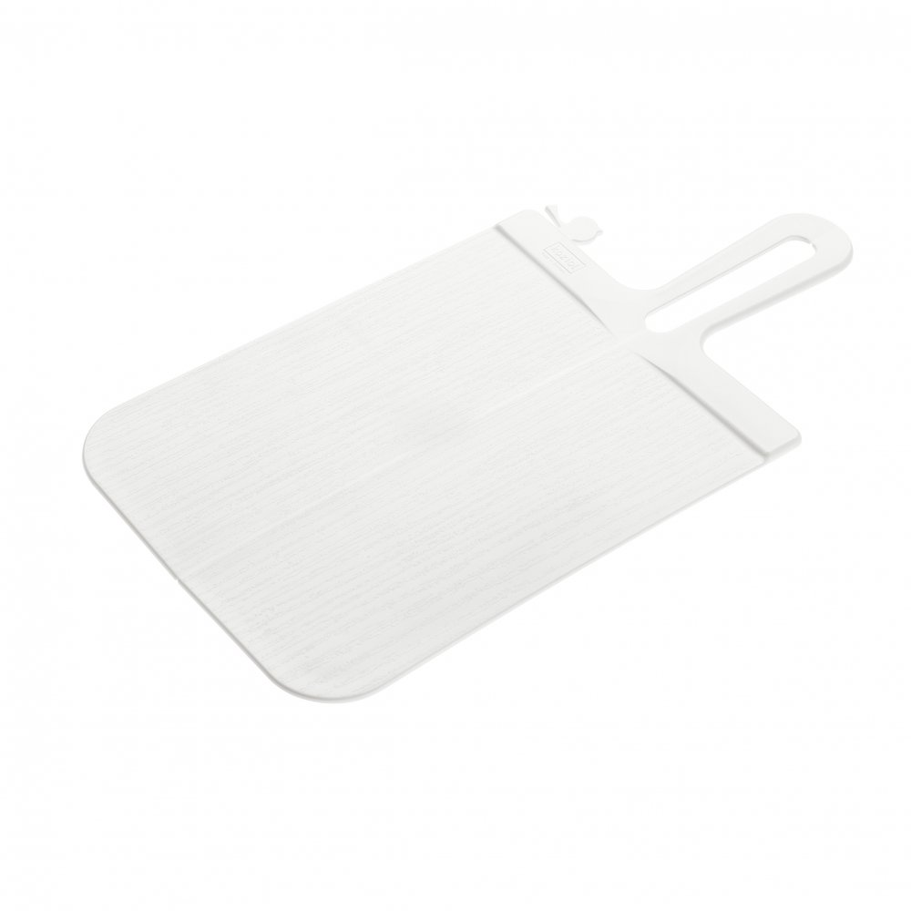 SNAP S Cutting Board cotton white
