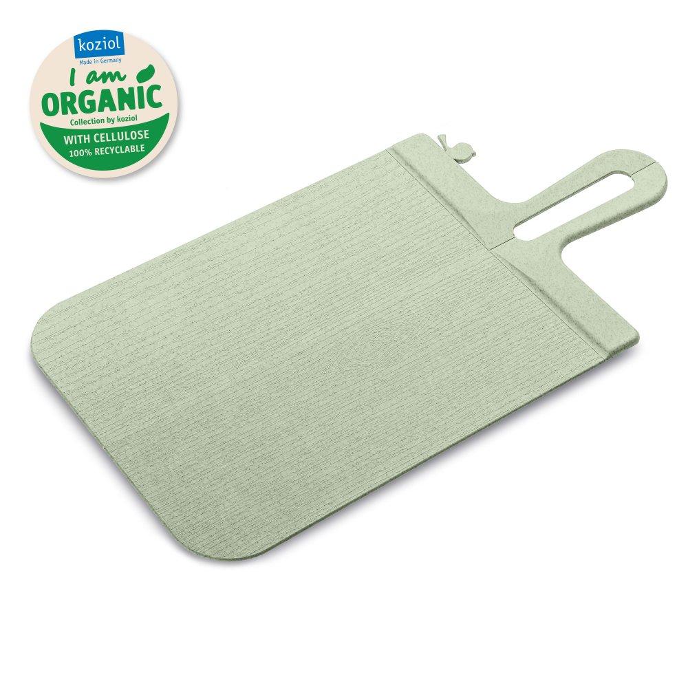 SNAP S Cutting Board organic green