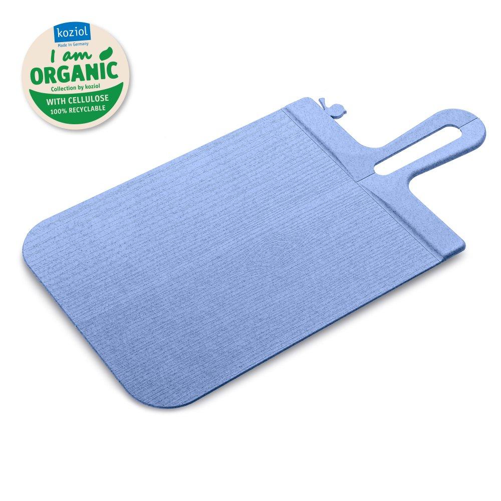SNAP S Cutting Board organic blue