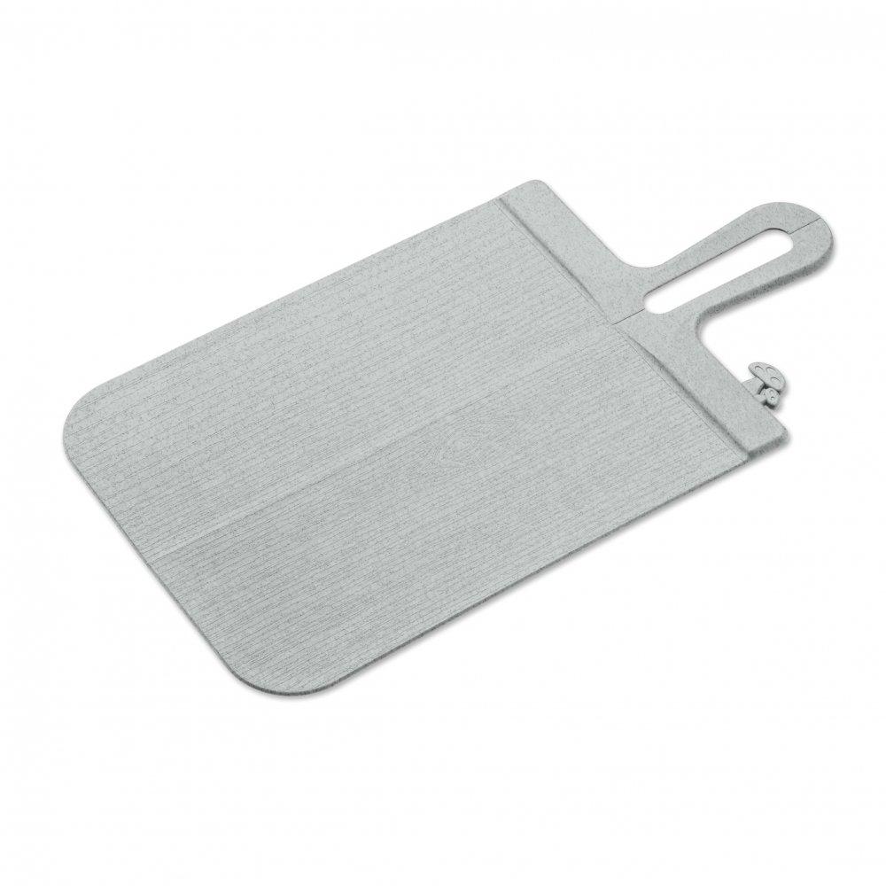 SNAP L Cutting Board organic grey