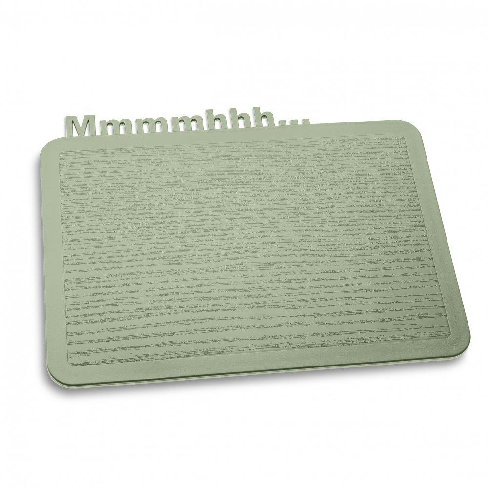 HAPPY BOARD Mmmmhhh... Snack Board eucalyptus green