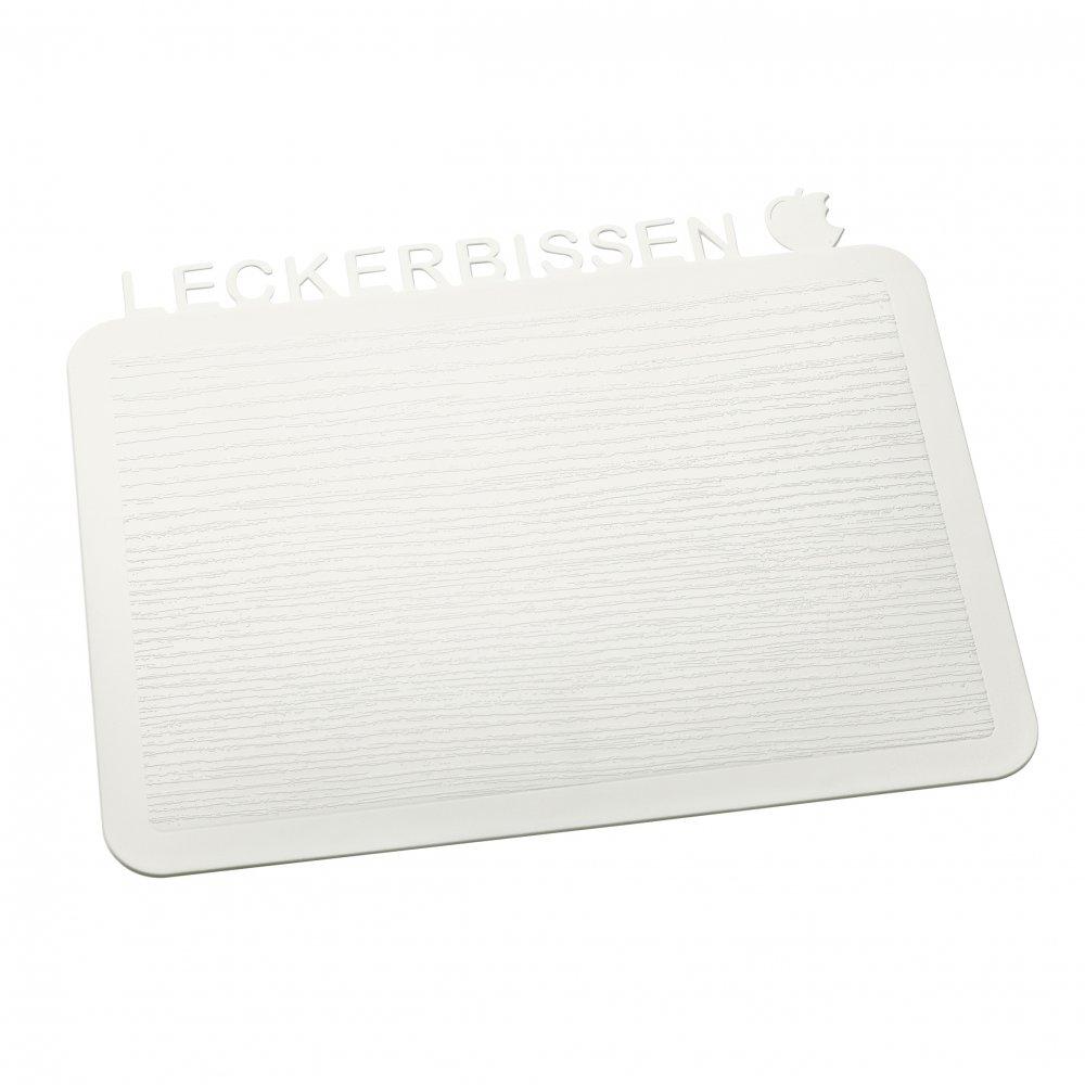 HAPPY BOARD LECKERBISSEN Frühstücksbrettchen cotton white