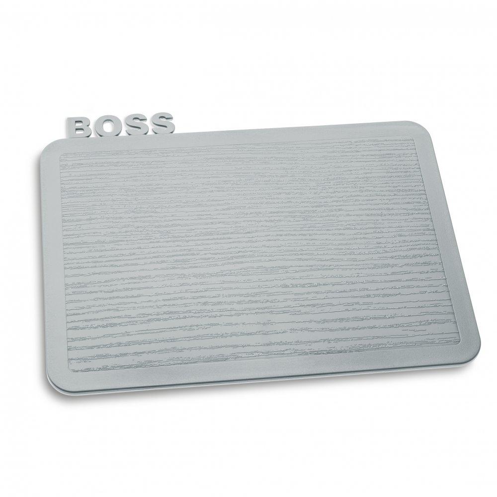 HAPPY BOARD BOSS Snack Board cool grey