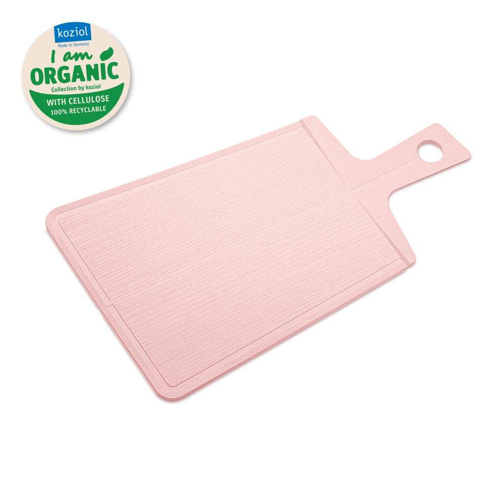 SNAP 2.0 ORGANIC Schneidebrett organic pink