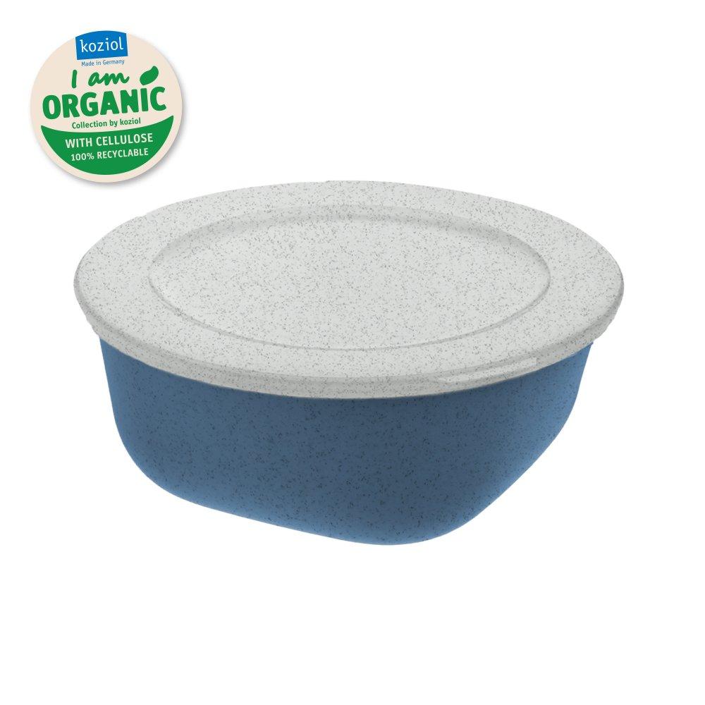CONNECT BOX 0,7 Box mit Deckel 700ml organic deep blue