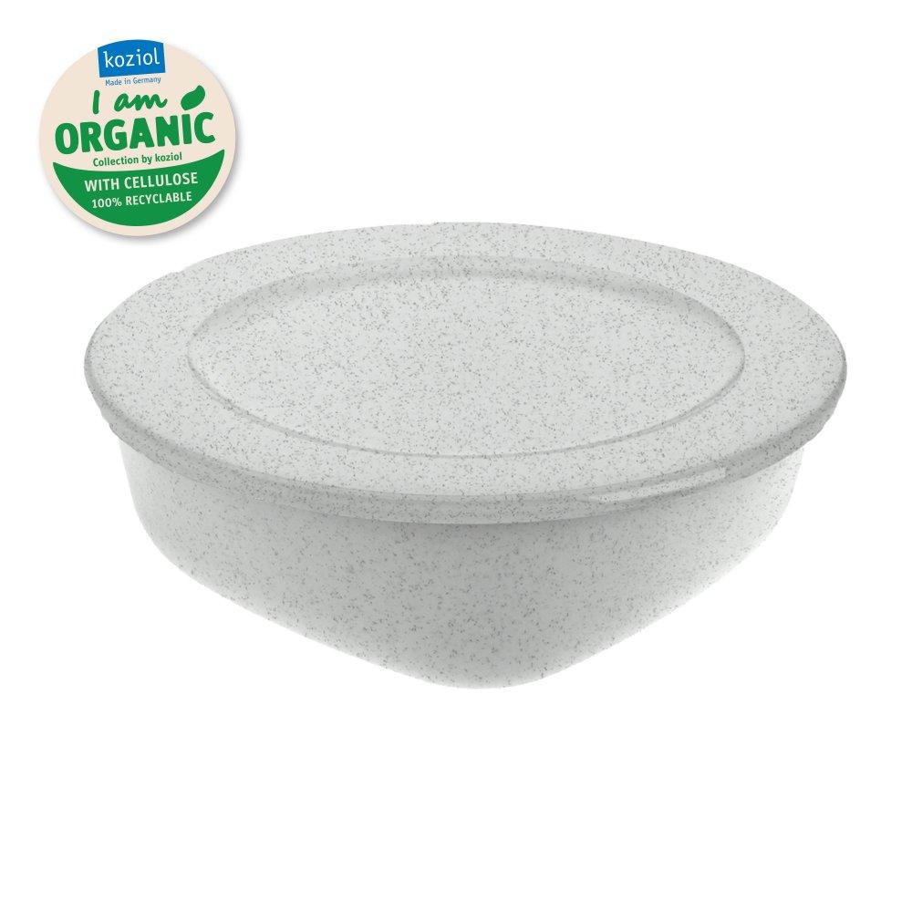 CONNECT BOX 1,3 Box mit Deckel 1,3l organic grey