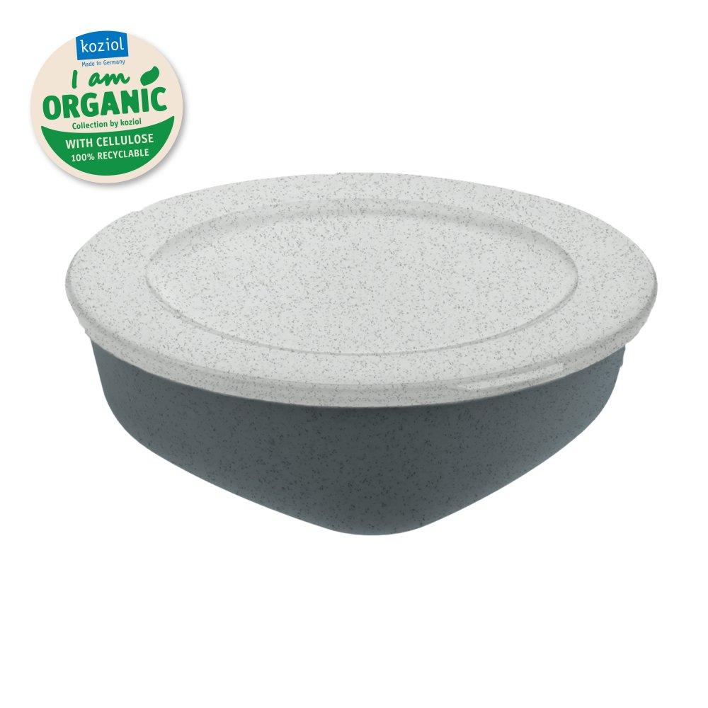 CONNECT BOX 1,3 Box mit Deckel 1,3l organic deep grey