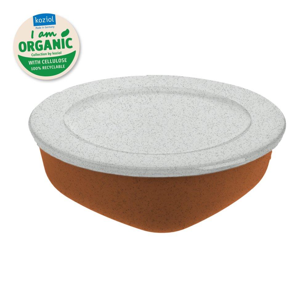 CONNECT BOX 1,3 Box mit Deckel 1,3l organic rusty steel
