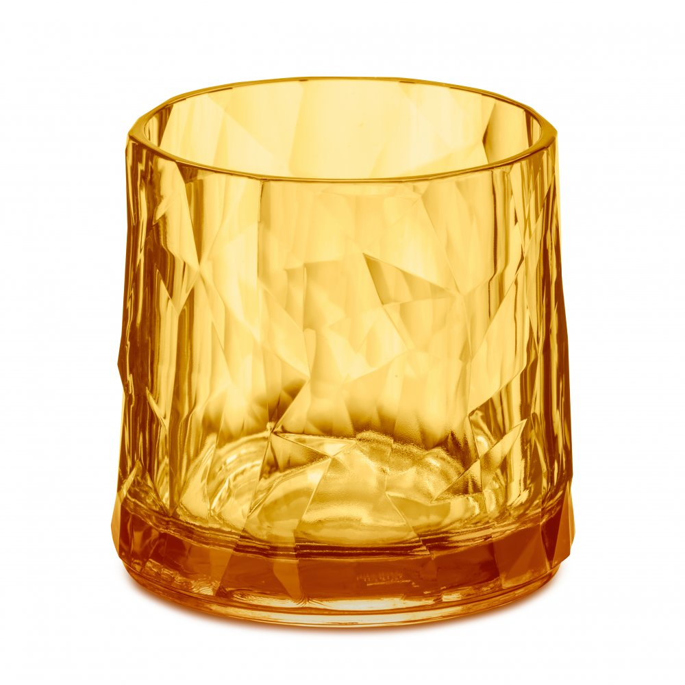 CLUB NO. 2 Superglas 250ml transparent amber