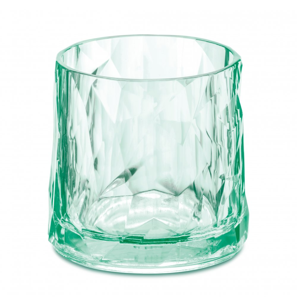 CLUB NO. 2 Superglas 250ml transparent jade
