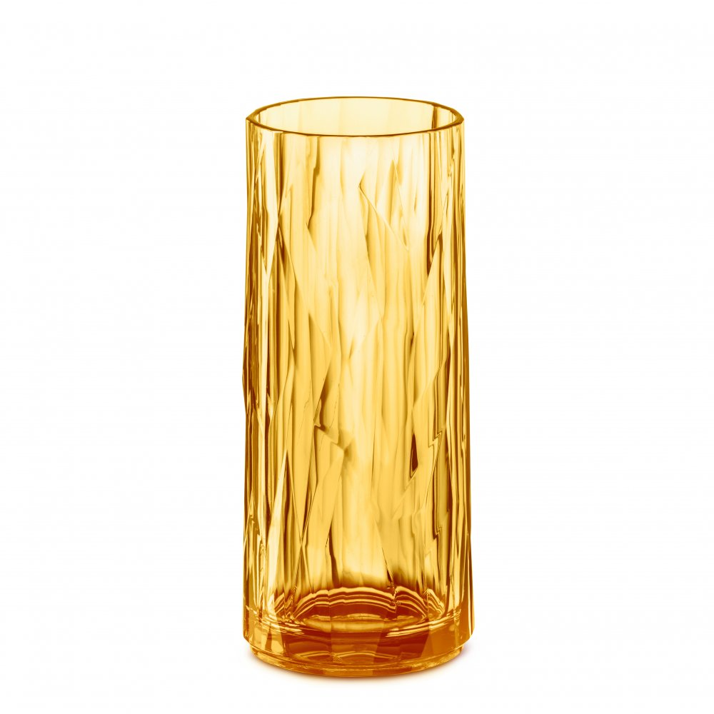 CLUB NO. 3 Superglas 250ml transparent amber