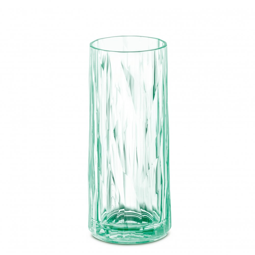 CLUB NO. 3 Superglas 250ml transparent jade