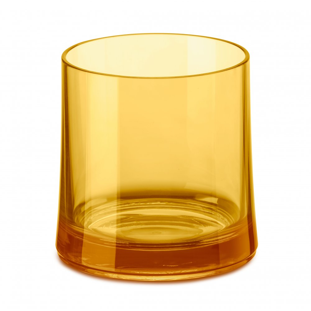 CHEERS NO. 2 Superglas 250ml transparent amber