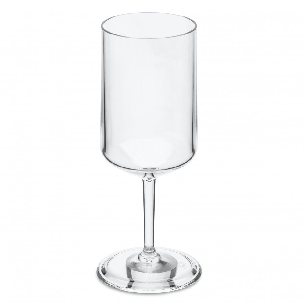 CHEERS NO. 4 Glass 350ml crystal clear