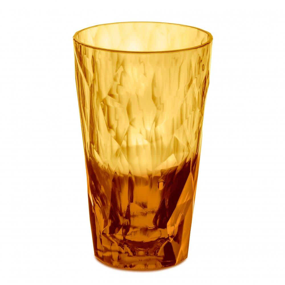 CLUB NO. 6 Superglas 300ml transparent amber