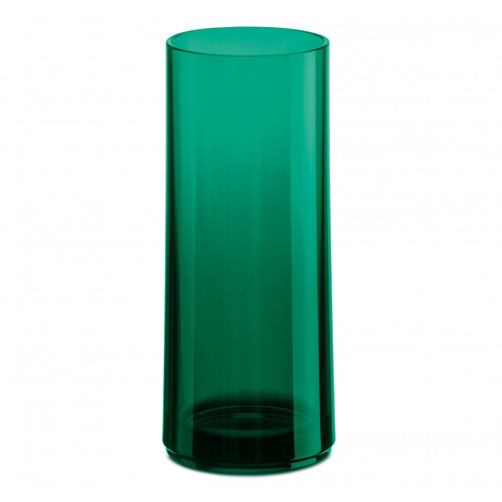 CHEERS NO. 3 Glas 250ml transparent emerald green