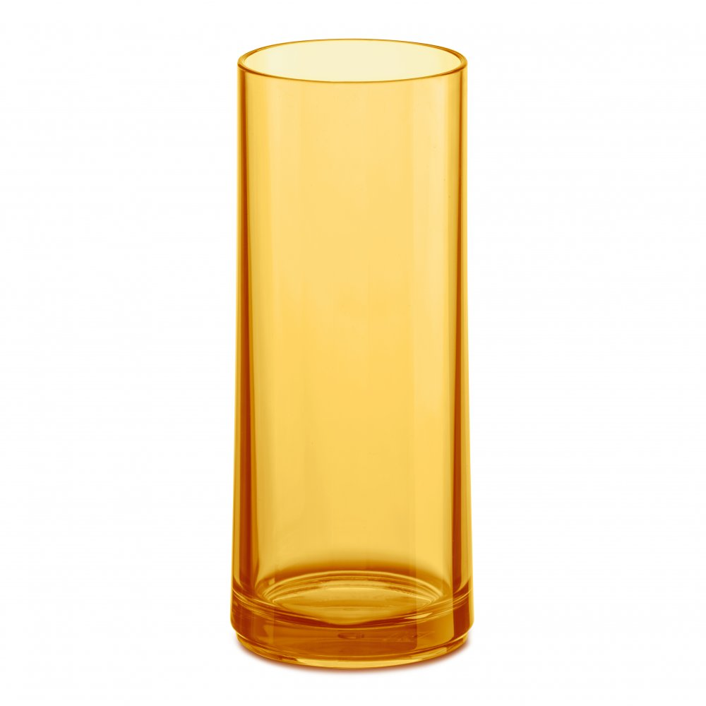 CHEERS NO. 3 Glas 250ml transparent amber