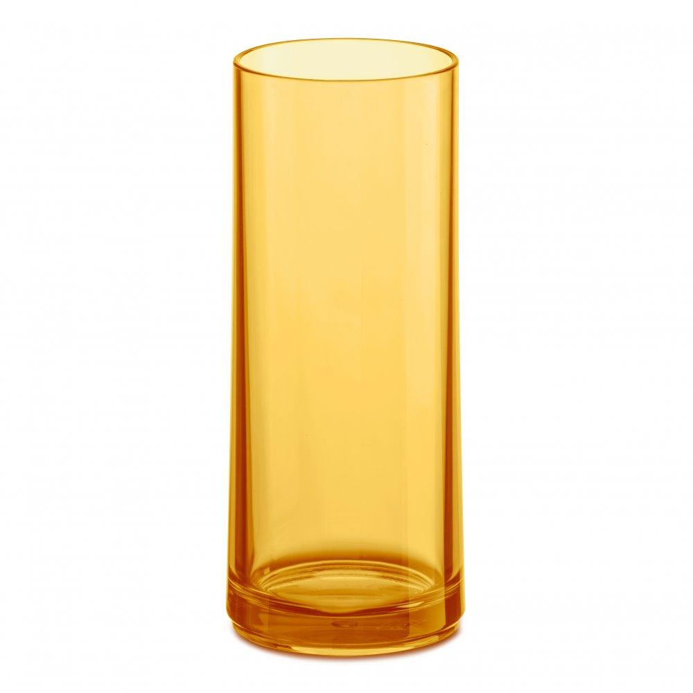 CHEERS NO. 3 Superglas 250ml transparent amber