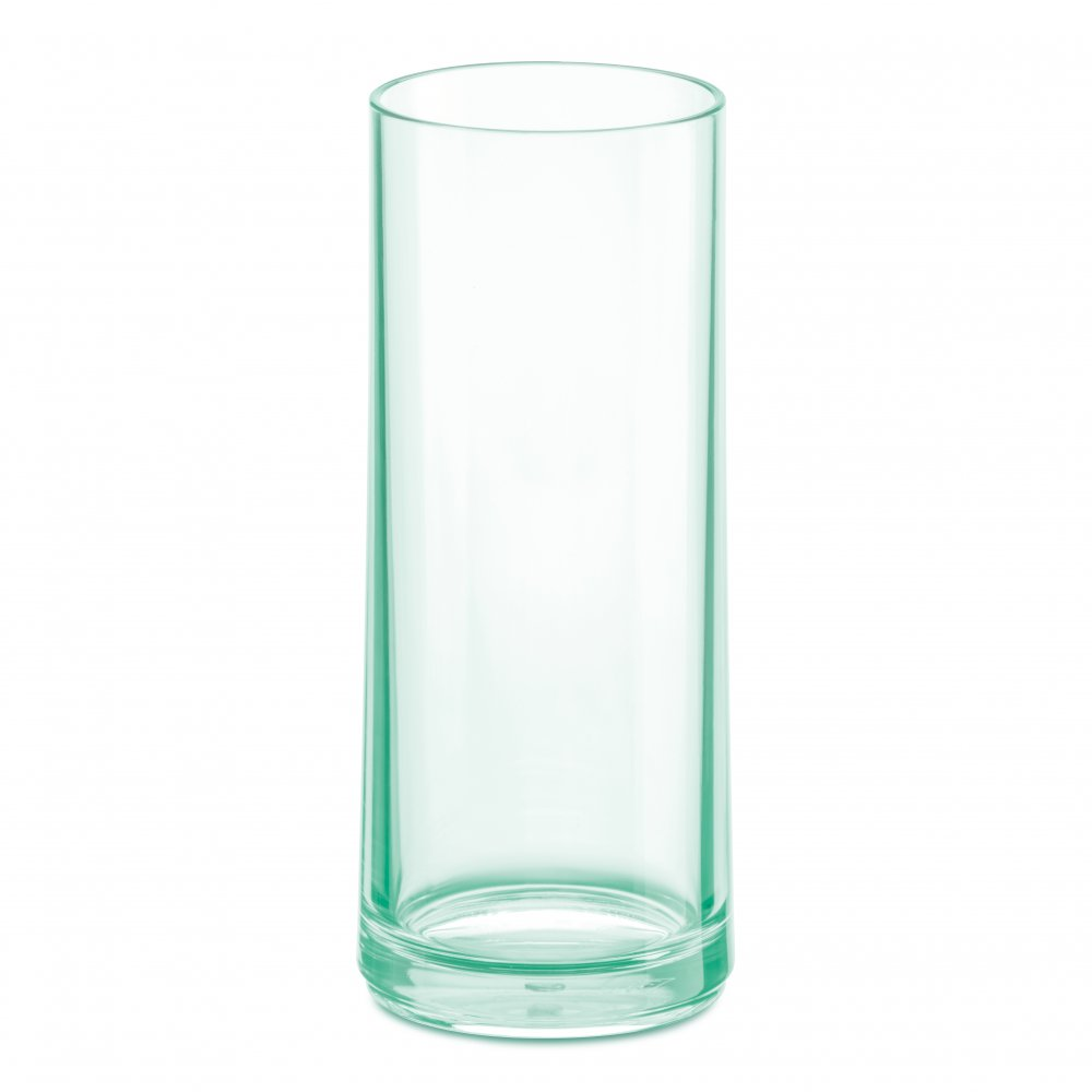 CHEERS NO. 3 Superglas 250ml transparent jade