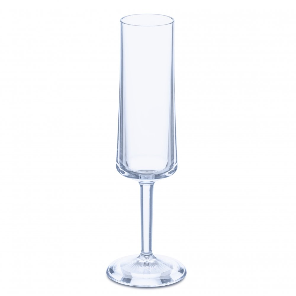 CHEERS NO. 5 Superglas 100ml transparent aquamarine