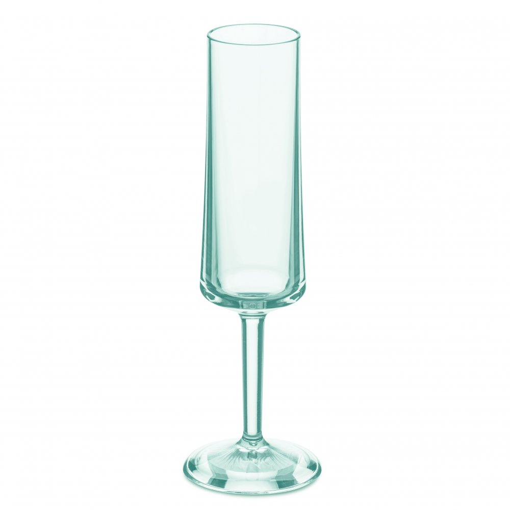 CHEERS NO. 5 Glass 100ml transparent jade