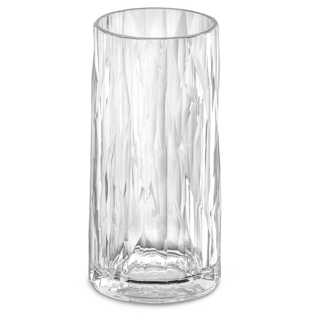 CLUB NO. 8 Superglas 300ml crystal clear
