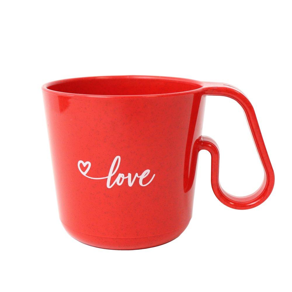 MAXX LOVE Mug organic red