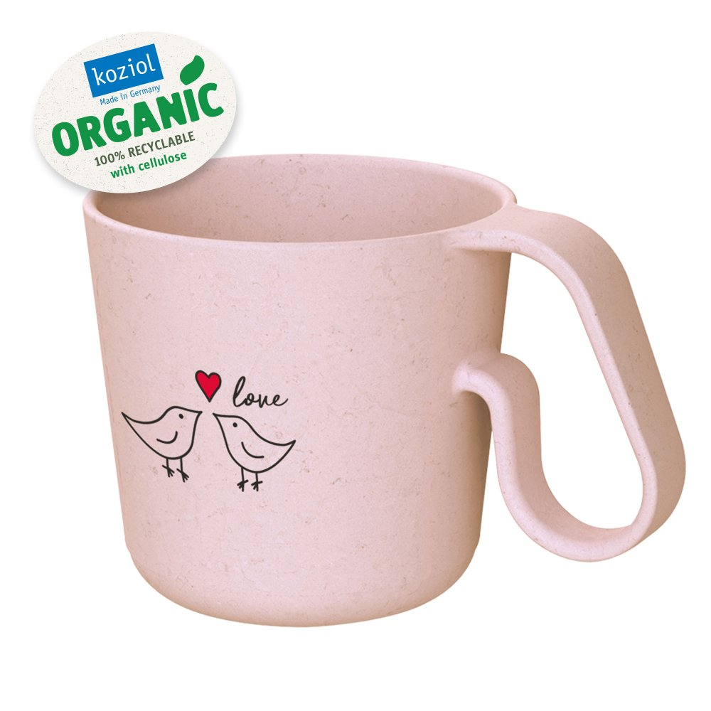 MAXX BIRD LOVE ORGANIC Mug with print