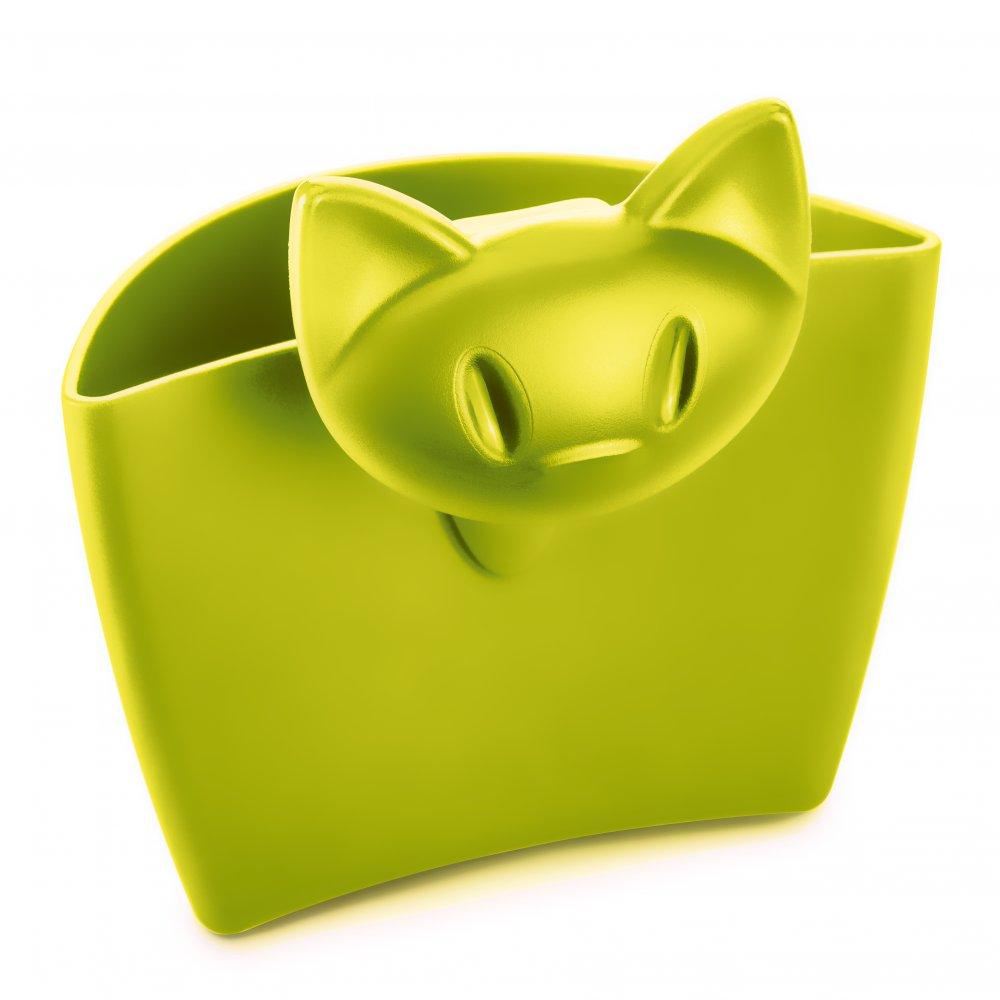 MIAOU Tassenutensilo mustard green