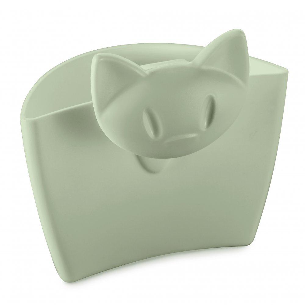 MIAOU Mini Cup Carryall eucalyptus green