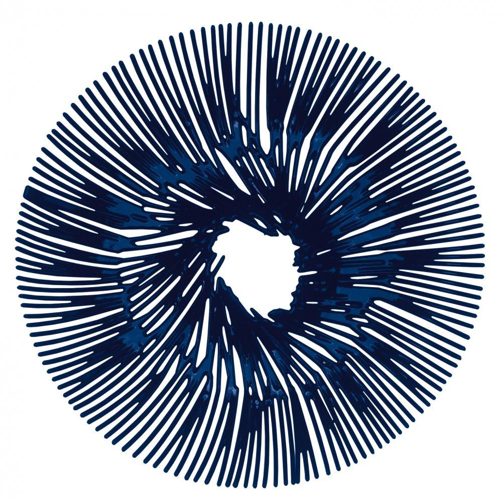 ANEMONE Schale deep velvet blue