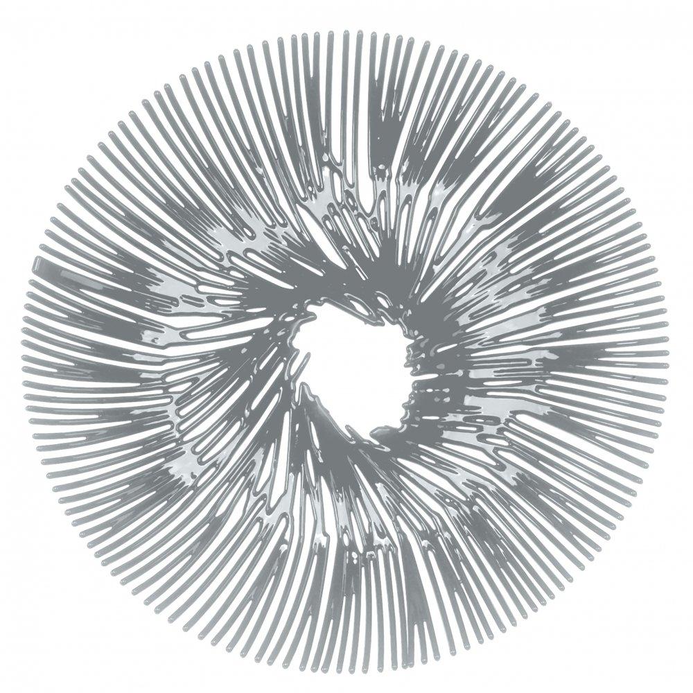 ANEMONE Schale cool grey