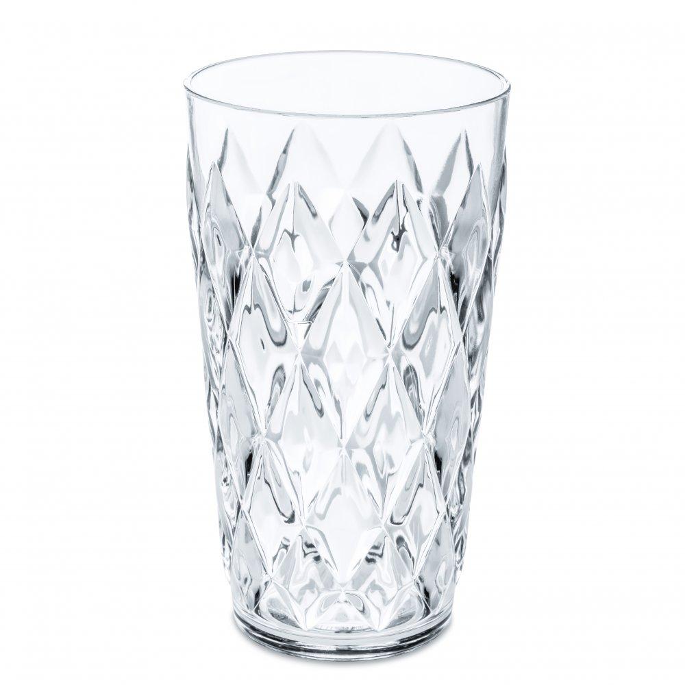 CRYSTAL L Glass 450ml crystal clear
