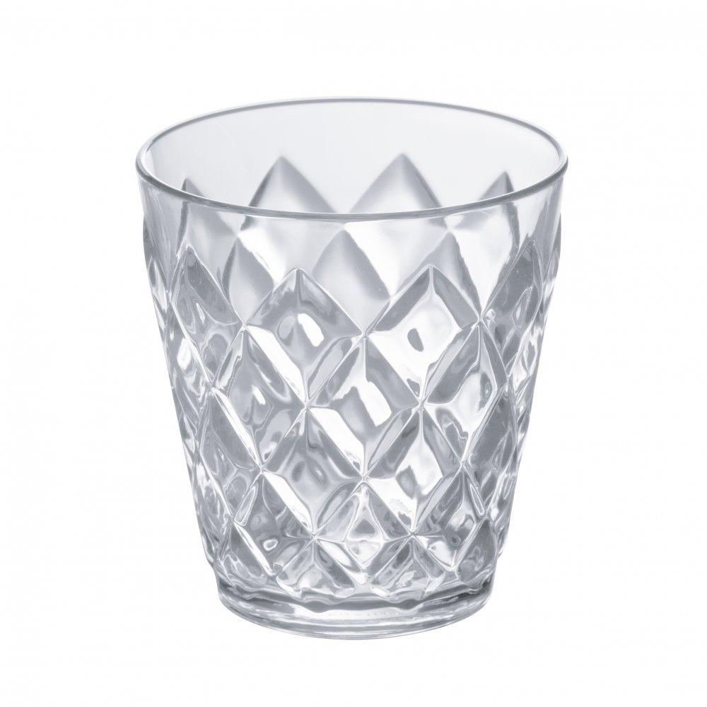 CRYSTAL S Glas 200ml crystal clear