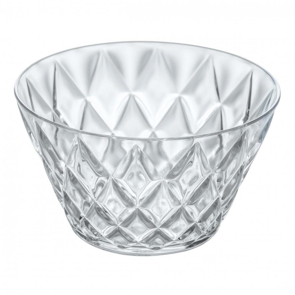 CRYSTAL S Bowl 500ml crystal clear