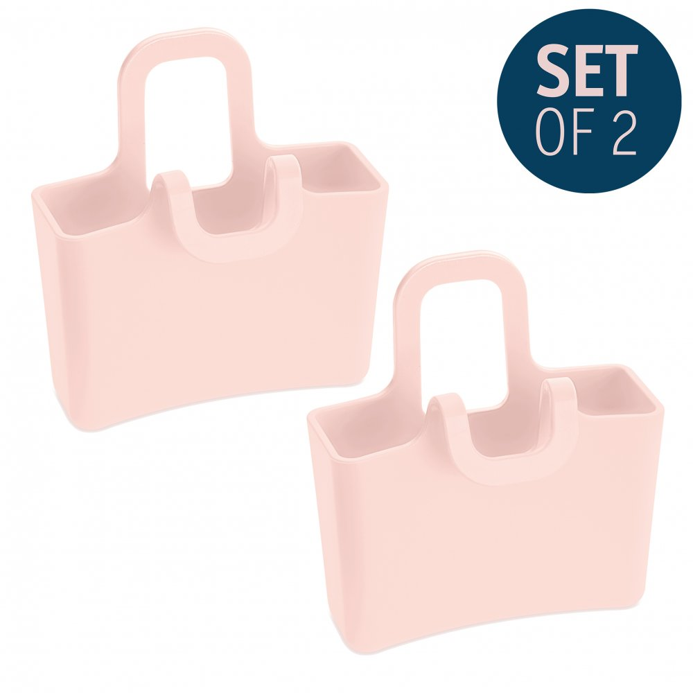 LILLI Mini Cup Carryall Set of 2 queen pink