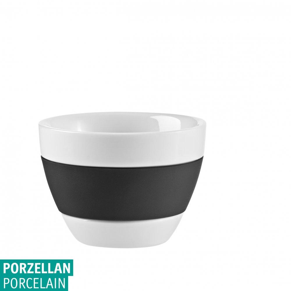 AROMA Espresso Cup 40ml cosmos black