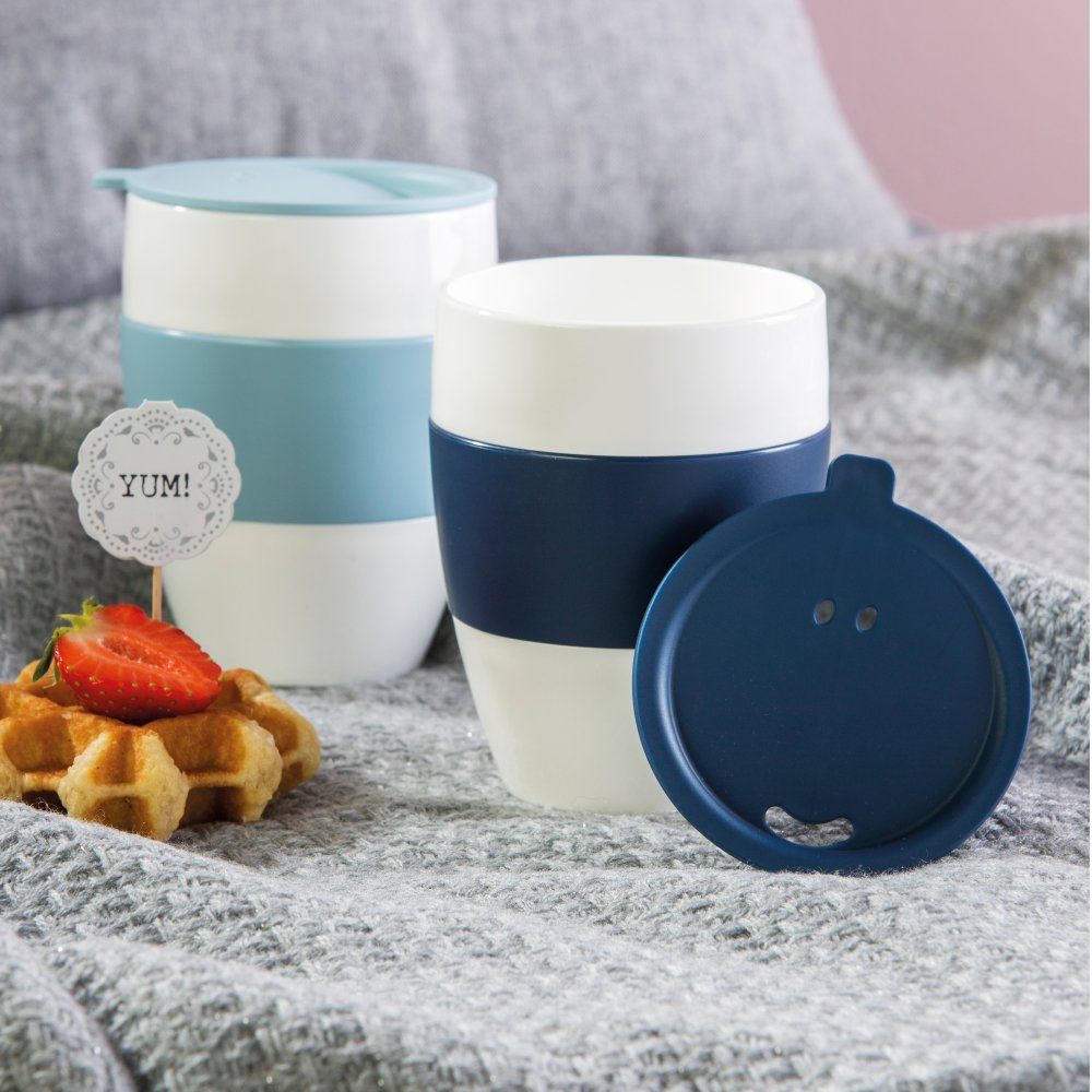 AROMA TO GO 2.0 Insulated Cup w. lid 400ml