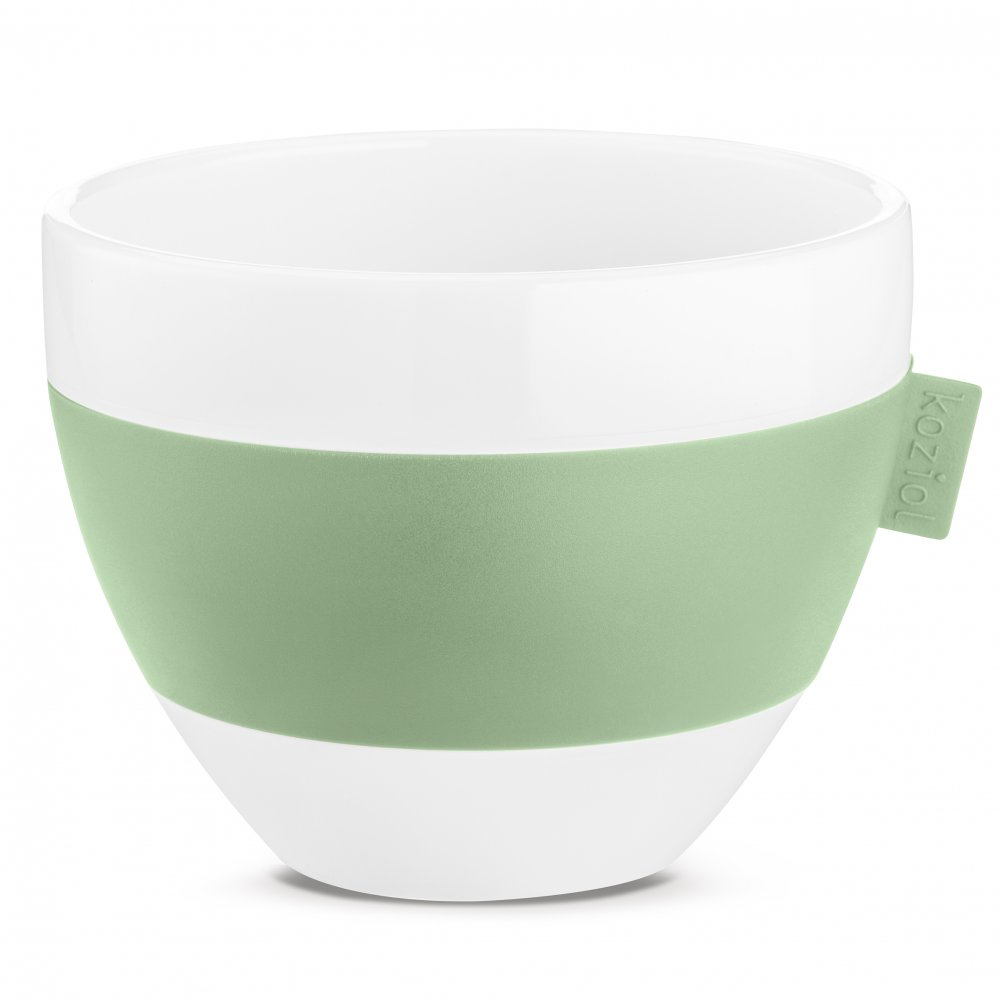 AROMA M Insulated Cup 270ml cotton white-powder mint